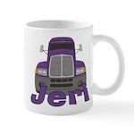 Trucker Jeri Mug