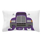 Trucker Jeri Pillow Case