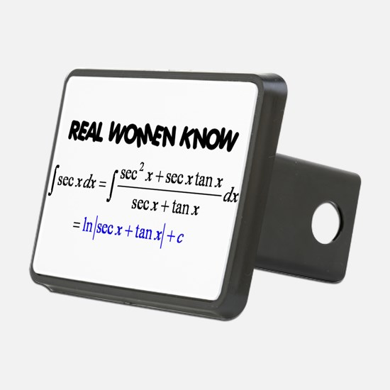 Real Women-2 Hitch Cover