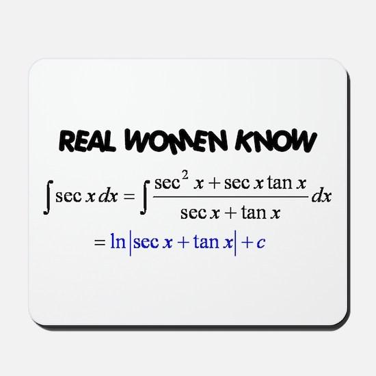 Real Women-2 Mousepad