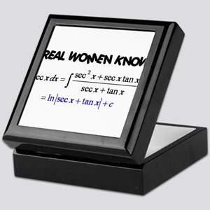 Real Women-2 Keepsake Box
