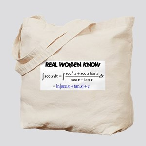 Real Women-2 Tote Bag