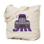 Trucker Jill Tote Bag