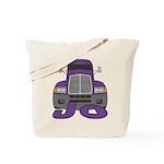 Trucker Jo Tote Bag