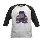 Trucker Jo Kids Baseball Jersey
