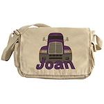 Trucker Joan Messenger Bag