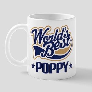 Poppy (Worlds Best) Mug