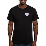 Warriors Pearl Dark Men's Fitted T-Shirt