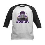 Trucker Joann Kids Baseball Jersey