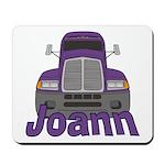 Trucker Joann Mousepad