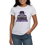 Trucker Joanne Women's T-Shirt