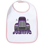 Trucker Joanne Bib