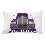 Trucker Joanne Pillow Case