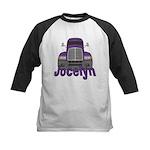 Trucker Jocelyn Kids Baseball Jersey