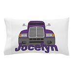 Trucker Jocelyn Pillow Case
