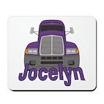 Trucker Jocelyn Mousepad