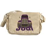 Trucker Jodi Messenger Bag