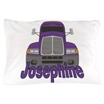 Trucker Josephine Pillow Case