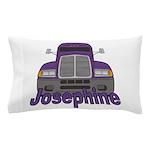 Trucker Josephine Pillow Case