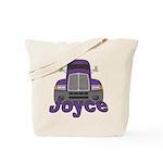 Trucker Joyce Tote Bag