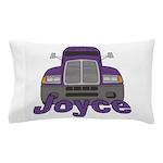 Trucker Joyce Pillow Case