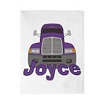 Trucker Joyce Twin Duvet