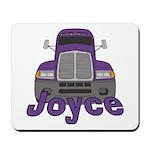 Trucker Joyce Mousepad