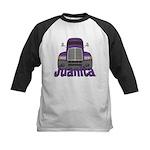 Trucker Juanita Kids Baseball Jersey