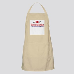 For the smart...dog BBQ Apron