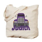 Trucker Judith Tote Bag