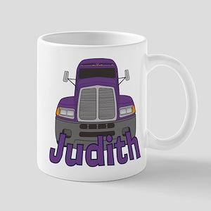 Trucker Judith Mug