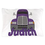 Trucker Judith Pillow Case
