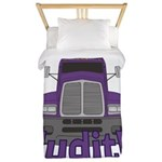 Trucker Judith Twin Duvet