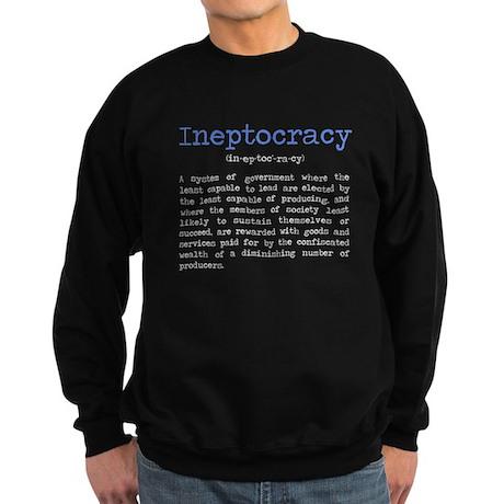 INEPTOCRACY Sweatshirt (dark)