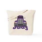 Trucker Judy Tote Bag