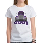 Trucker Judy Women's T-Shirt