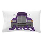 Trucker Judy Pillow Case
