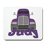 Trucker Judy Mousepad