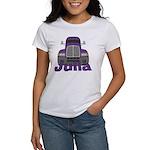 Trucker Julia Women's T-Shirt