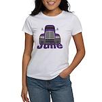 Trucker Julie Women's T-Shirt