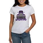Trucker June Women's T-Shirt