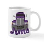 Trucker June Mug