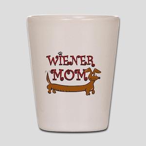 Wiener Mom/Oktoberfest Shot Glass