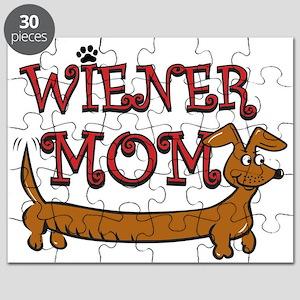 Wiener Mom/Oktoberfest Puzzle