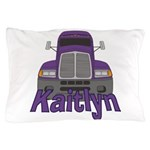 Trucker Kaitlyn Pillow Case