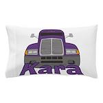 Trucker Kara Pillow Case