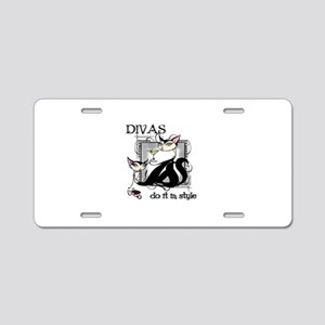 Divas Do it in Style ~ Kindle Aluminum License