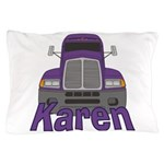 Trucker Karen Pillow Case