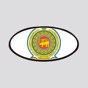 Sri Lanka Coat Of Arms Patches
