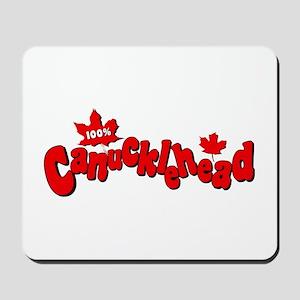 Canucklehead Mousepad